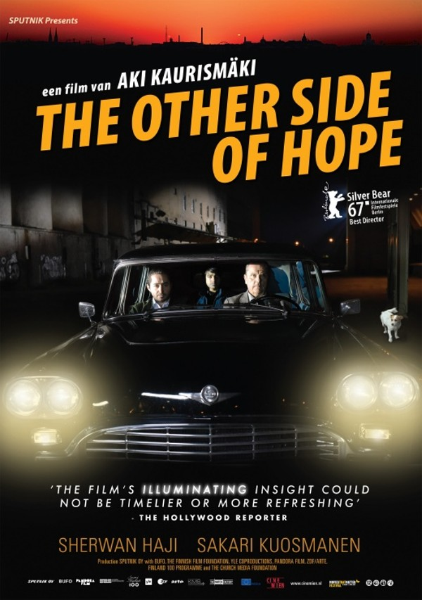 Image result for THE OTHER SIDE OF HOPE ( 2017 ) POSTER
